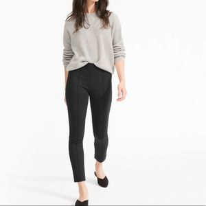 Everlane The Stretch Ponte Crop Pant